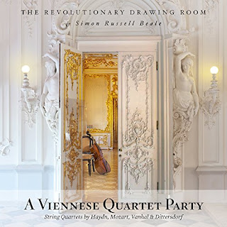 A Viennese Quartet Party
