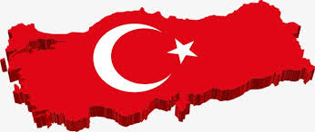 احداثيات تركيا