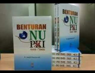 Buku BENTURAN NU-PKI Toko Buku Aswaja Surabaya