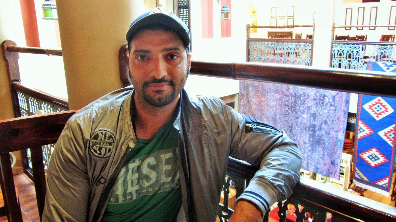 filmmaker Mohammed Salman Al-Khobar Saudi Arabia blog