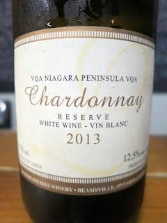 Legends Estates Chardonnay Reserve 2013 (89+ pts)