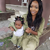 Corper & Her Little Daughter Step Out In Matching NYSC Uniform (Photos)