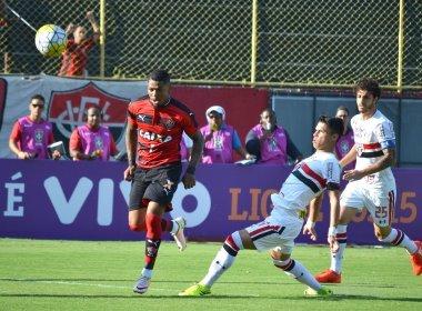 Vitória bate o São Paulo no Barradão