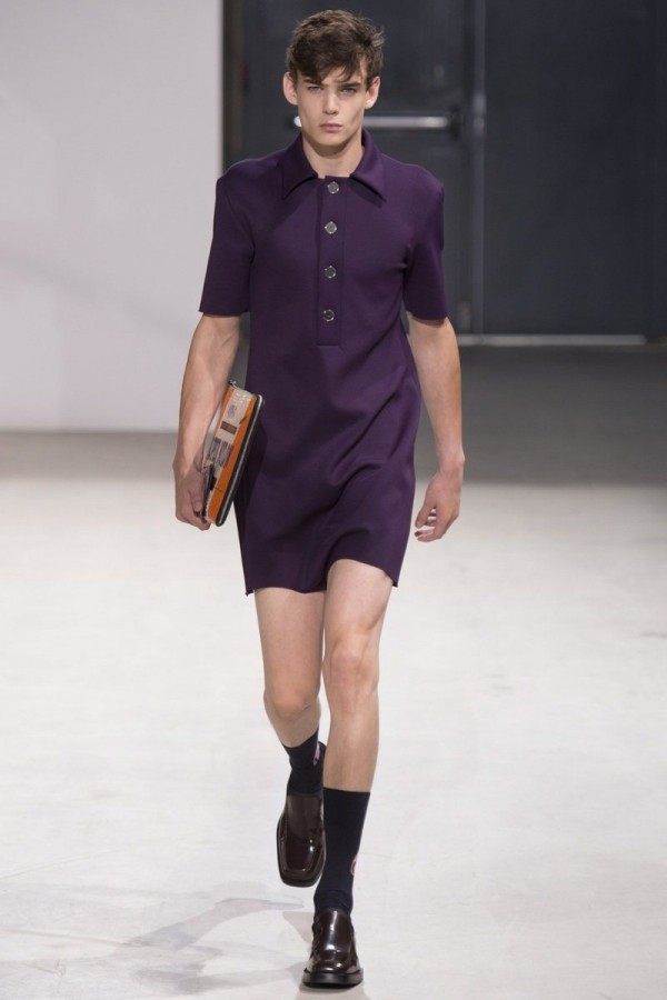 Raf Simons Spring Summer 2014 Collection For Men + adidas by