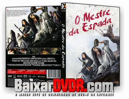 O Mestre da Espada (2017) DVD-R AUTORADO