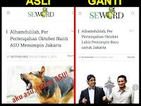 Dipolisikan, Pendiri Seword.com Yakin Tak Bakal Diproses Kemenkominfo Atau Polri