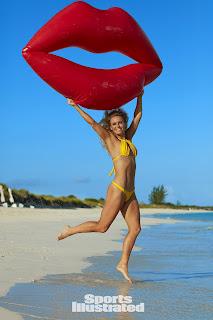 Caroline Wozniack Sports Illustrated Swimsuit Issue Photos