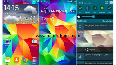 ROM SAMSUNG S5 FOR ANDROMAX C3