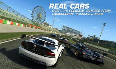 Halo selamat hari libur dan selamat bermalas Real Racing 3 v6.4.0 Mod Apk (Unlimited Money + All Cars Unlocked)