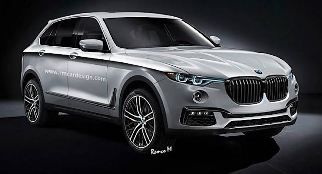 bmw x5 g05 in the spring 2020