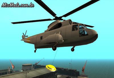 mod cleo imã helicópteros gta sa