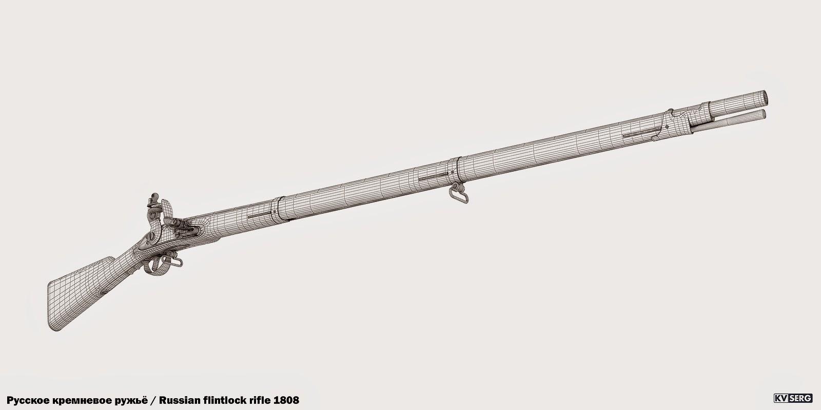 Musket Model 1816 Flintlock | Wiring Diagram Database
