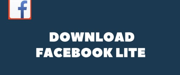 Facebook lite easy download