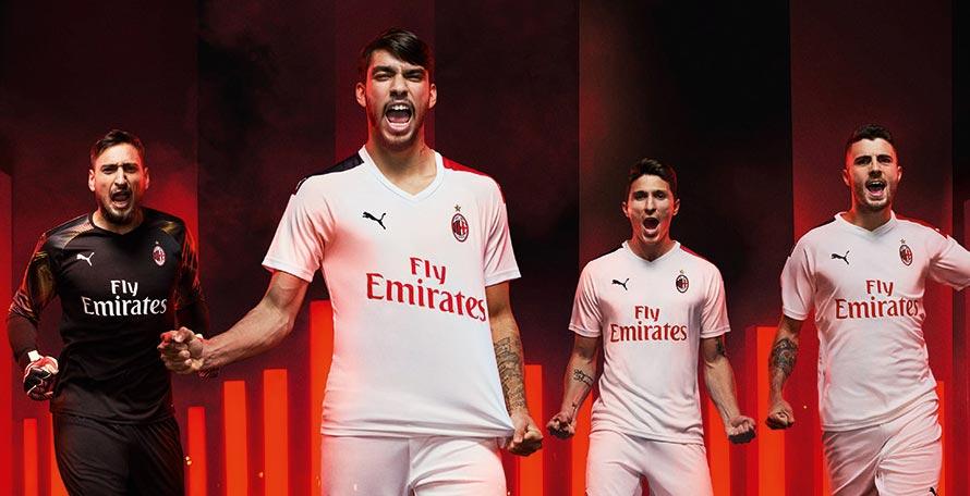AC Milan 19-20 Away Kit Released - Footy Headlines