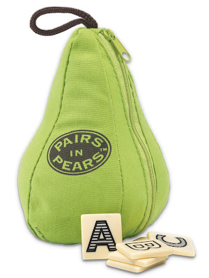 Pears in Pairs game and competition prize from www.anyonita-nibbles.com
