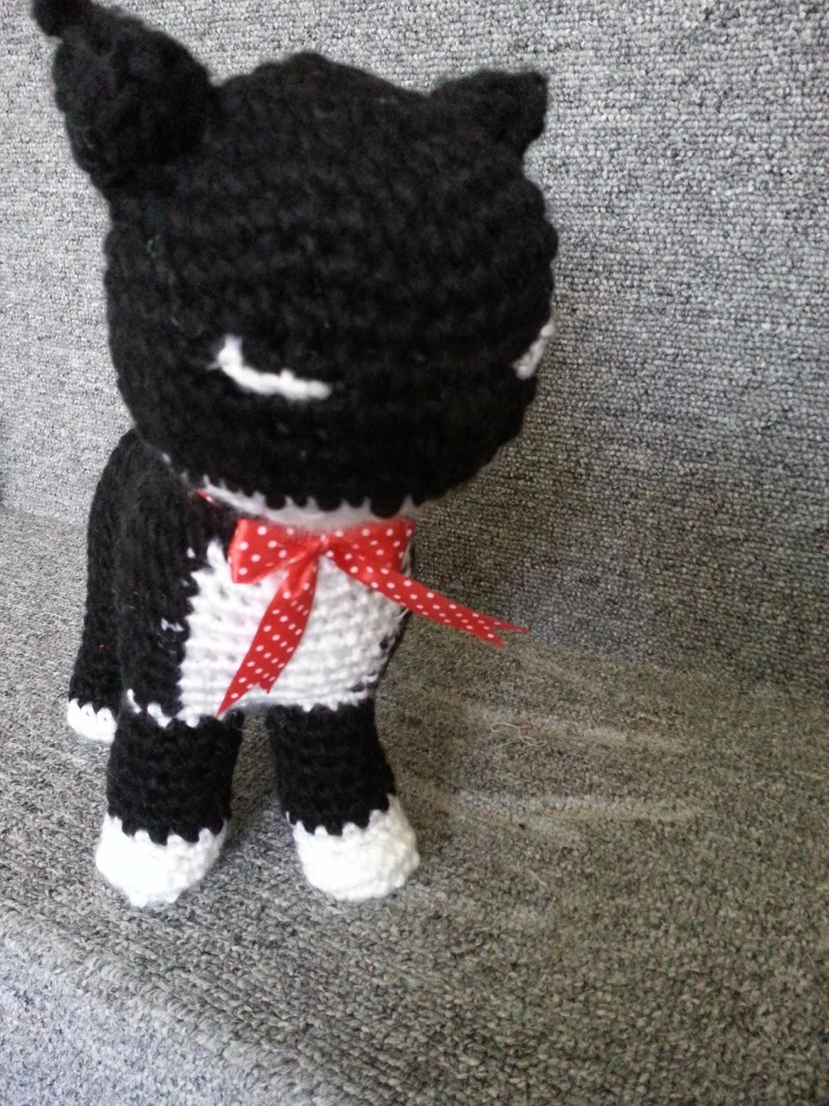 PDF AmiCats Tuxedo Cat amigurumi cat CROCHET PATTERN | Etsy | 1600x1200
