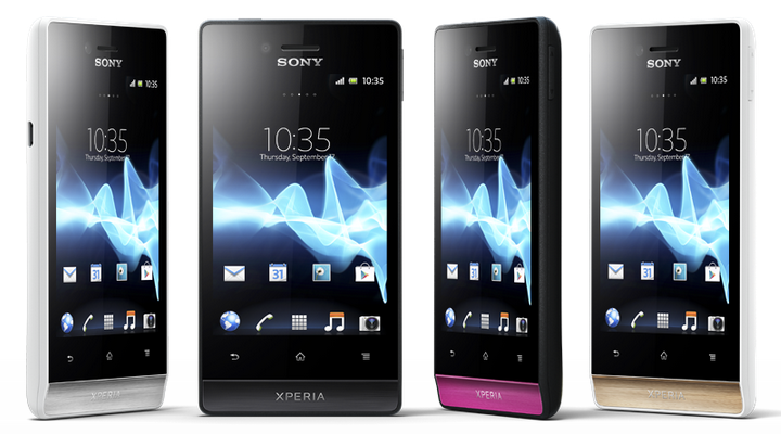 Spesifikasi & Harga Sony Xperia Miro ST23i Terbaru