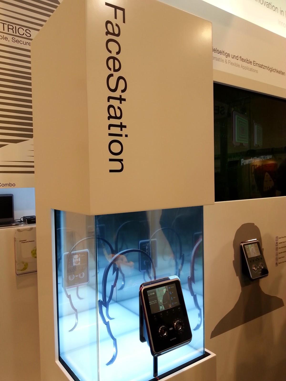 sistemas biometricos biometria facial