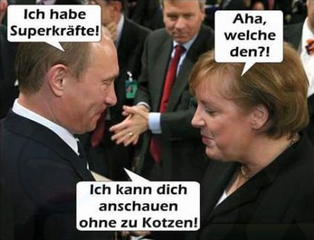 Putin Meme Deutsch
