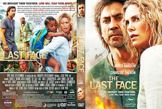 The Last Face DVD Cover