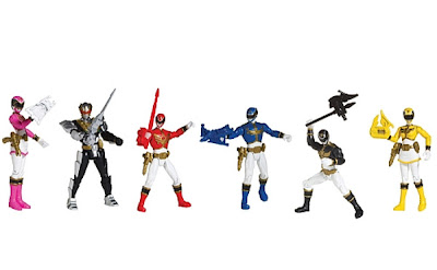 Toy Fair 2013: Power Rangers Megaforce
