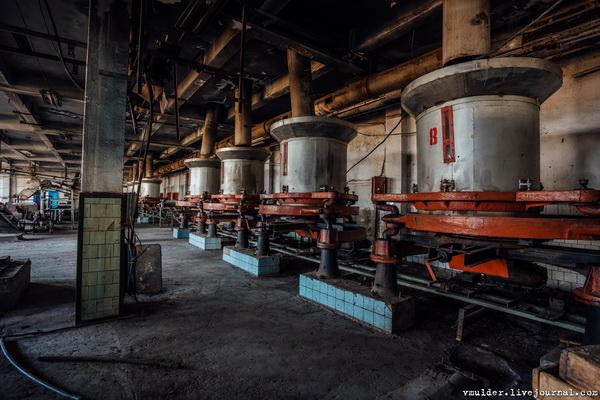 Заброшенная чайная фабрика. Где делался грузинский чай 2 и 3 сорта