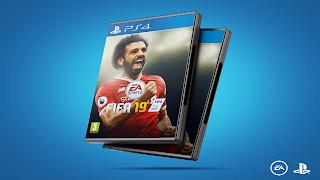 FIFA 19 PS4 Wallpaper