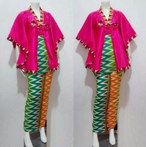 18 Koleksi Baju Batik Setelan Wanita Model Terbaru