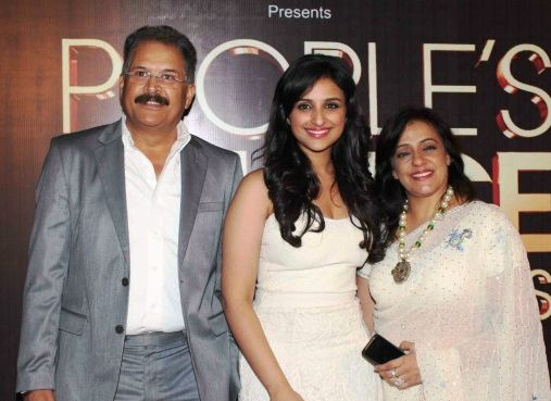 Parineeti Parents