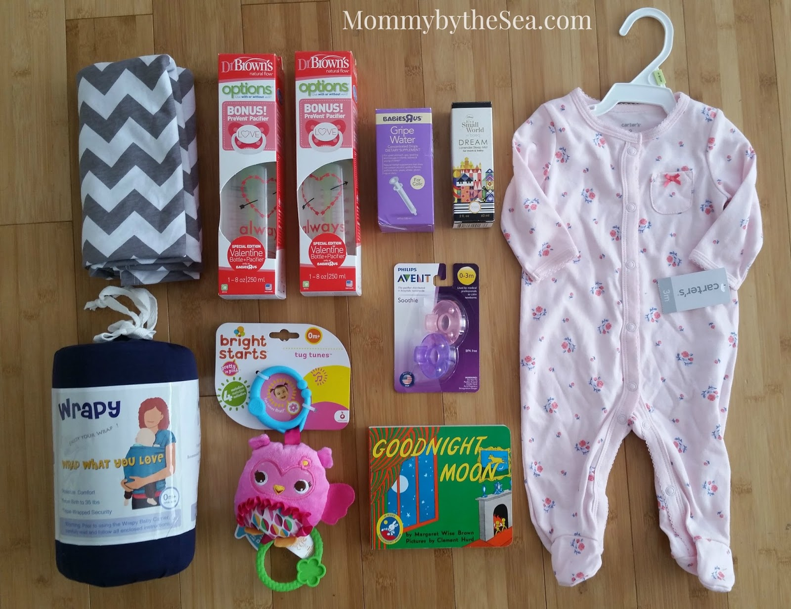 The Busy Giffs An Easy and Perfect Baby Shower Gift