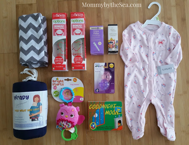 My Favorite Baby Items : Shower Gift