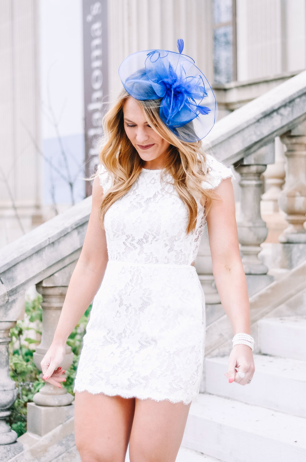 kentucky derby fascinator outfit