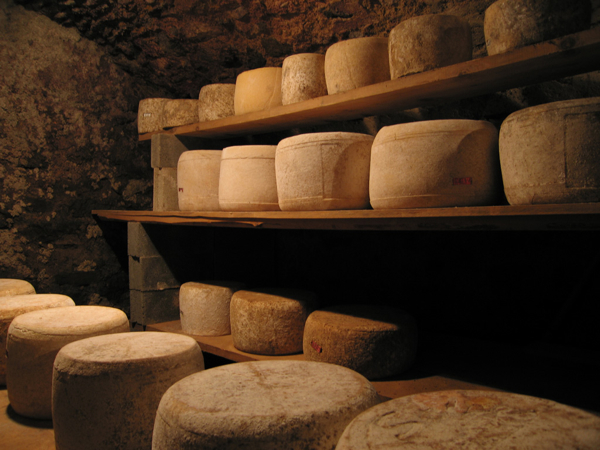 the cheese cave