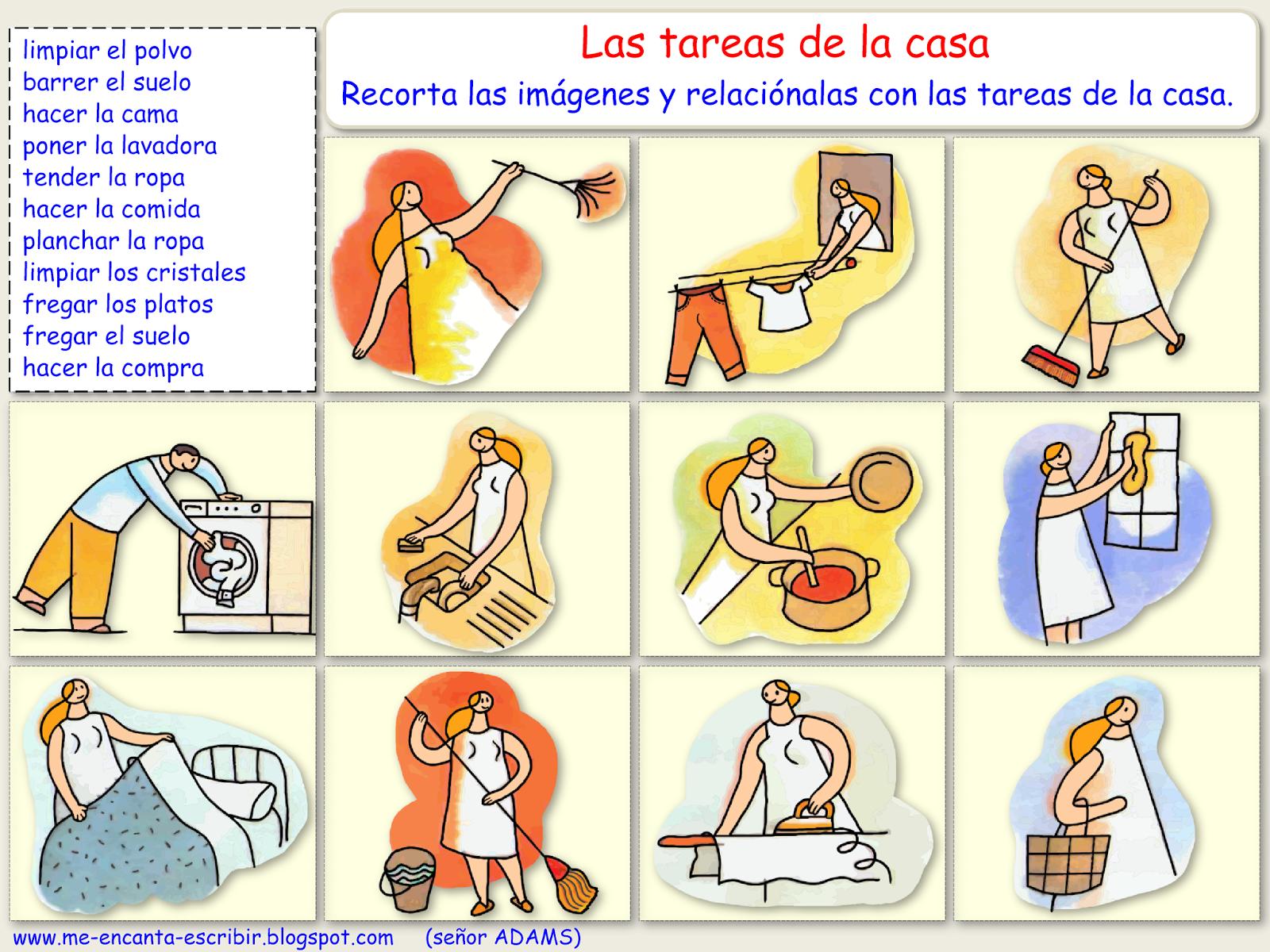 Me Encanta Escribir En Espanol Descripcion