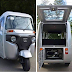 Lobatan! Photo of fully air conditioned keke napep set to hit the streets of Nigeria