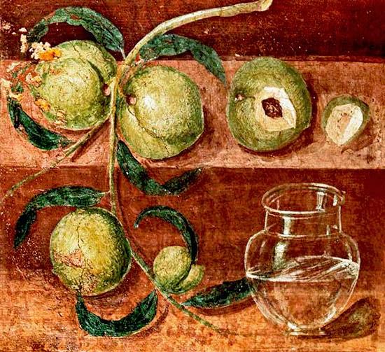 La frutta dei romani for Dolci tradizionali romani
