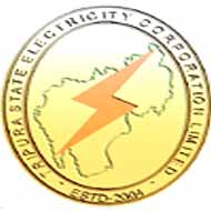 Tripura State Electricity Corporation Limited, TSECL, Tripura, 10th, ITI, Junior Operator, freejobalert, Latest Jobs, Sarkari Naukri, tsecl logo