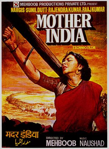 Mother India 1957 Hindi 480p DVDRip 500mb