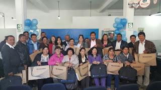 Entrega de laptops a nivel nacional: Cusco, Moquegua y Tacna