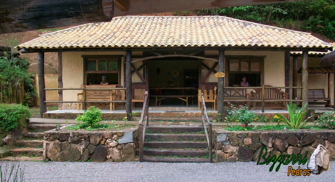 escadas rusticas jardins : escadas rusticas jardins:BIZZARRI PEDRAS: Cabanas