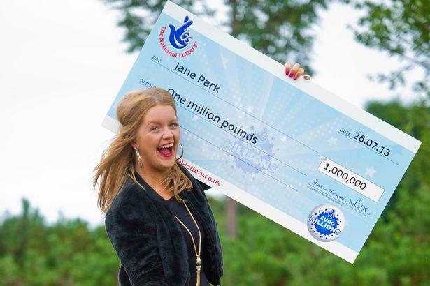 La chica más joven en ganar el Euromillón lucha por su vida