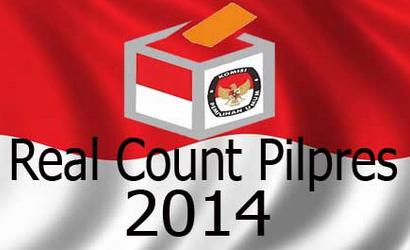Real Count Kpu Jokowi Prabowo