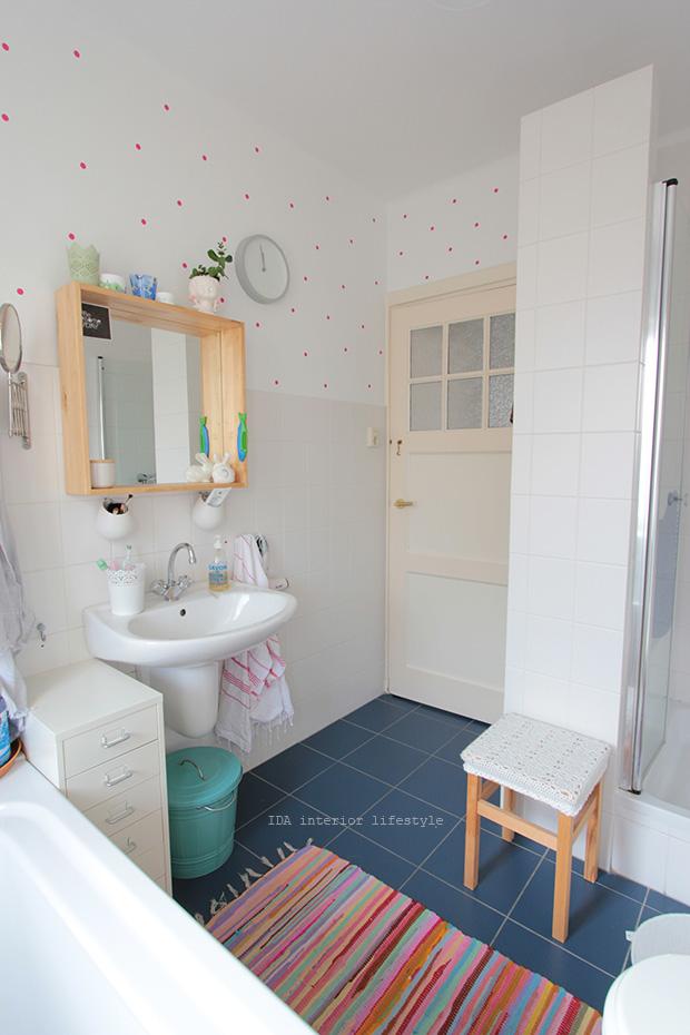 Un baño mejorado con ideas sencillas