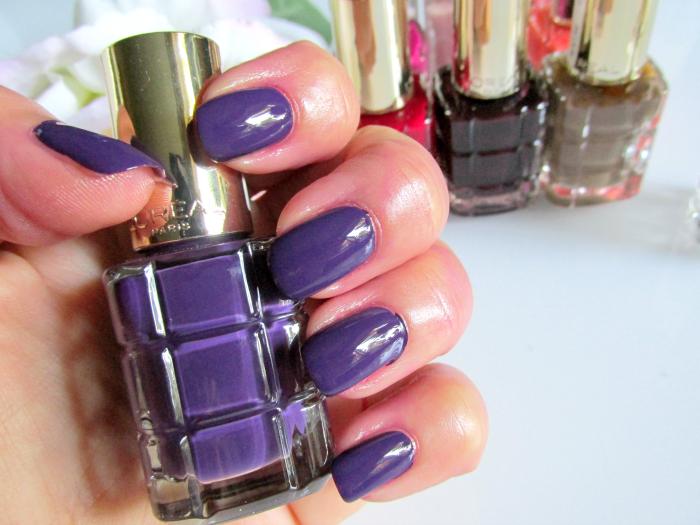 L´Oréal Le Vernis - 334 Violet de Nuit