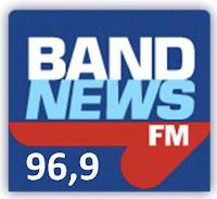 Rádio Band News FM de São Paulo ao vivo