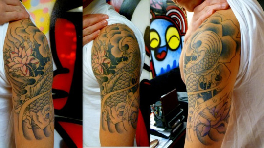 Fabulous Koi Fish Tattoos and Meaning