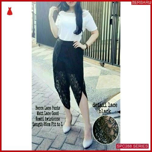 SPC288B46 Becca Lace Lacee Bhn Celana Wanita | BMGShop