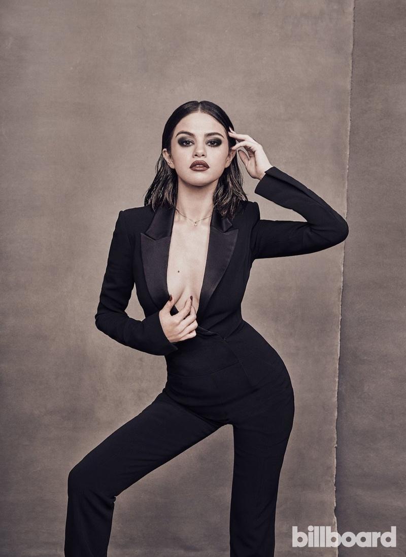Selena Gomez is a fashion diva for Billboard Magazine