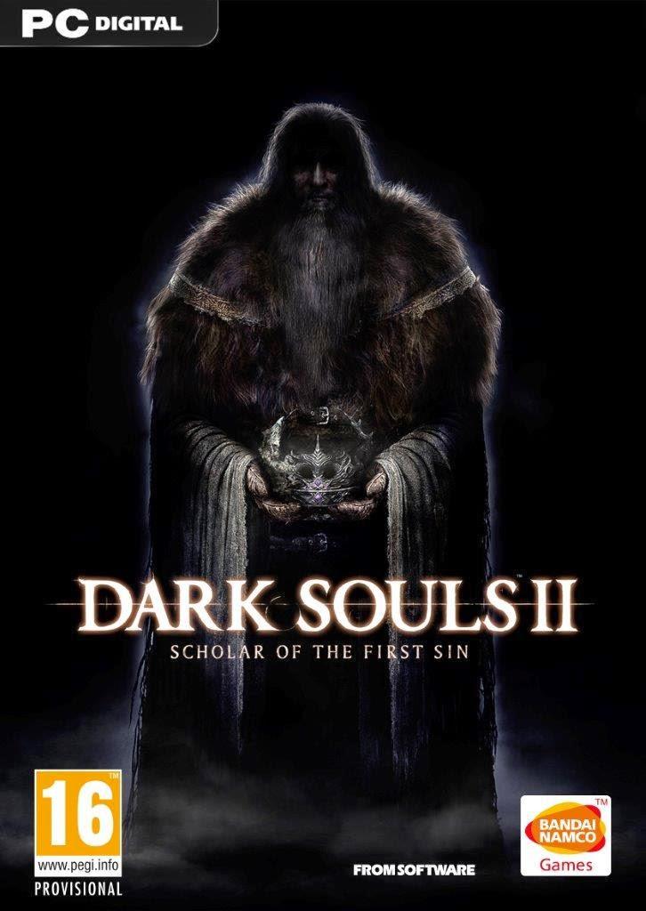 Dark Souls II Scholar Of The First Sin ESPAÑOL PC Full Cover Caratula