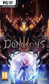 dungeons iii pc cover - Dungeons 3 Once Upon a Time-CODEX